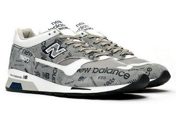 New Balance 1500 鞋款全新「Logo Pack」别注配色发售详情公布~