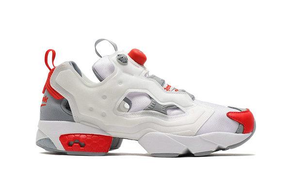 25 周年庆!Reebok InstaPump Fury 鞋款白红 & 黑绿版本亮相~