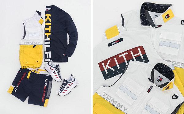 美潮 KITH x Tommy Hilfiger 2019 联名系列完整曝光
