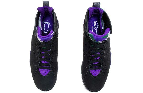 Air Jordan 7 鞋款雷阿伦专属配色来袭,预计 6 月