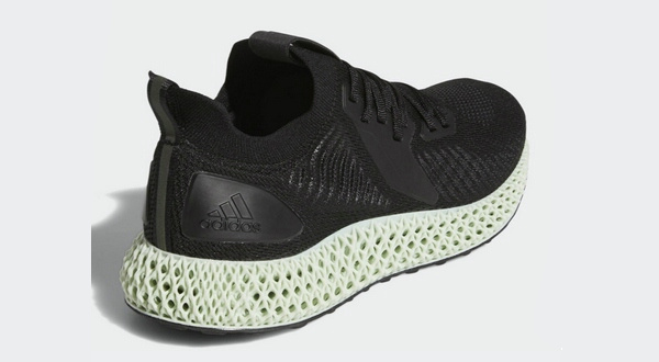 adidas AlphaEDGE 4D 跑鞋全新升级版归来,调整纹路细节!