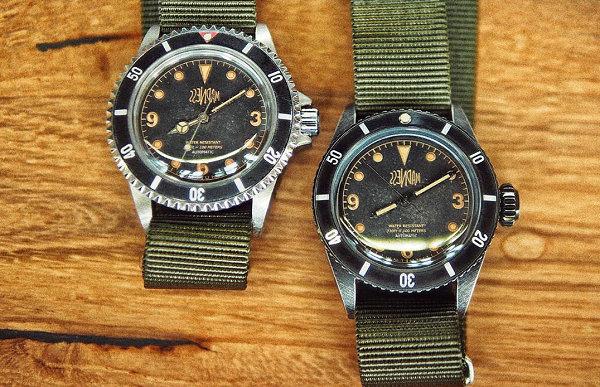 余文乐 MADNESS x Watch Experimental Unit 联名腕表曝光