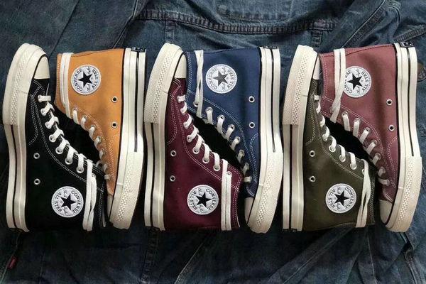匡威鞋带怎么系好看?这几种鞋带系法会让你的匡威更具个性!