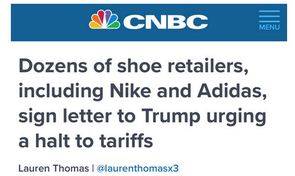 Nike及家运动巨头联名致信美国总统停止中国鞋类加税.jpg
