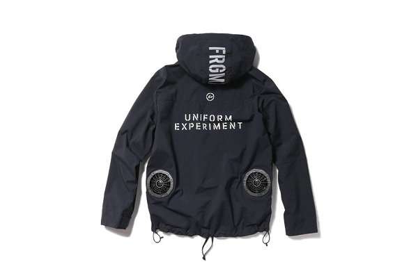 Fragment Design x uniform experiment 2019 联名系列完整发布