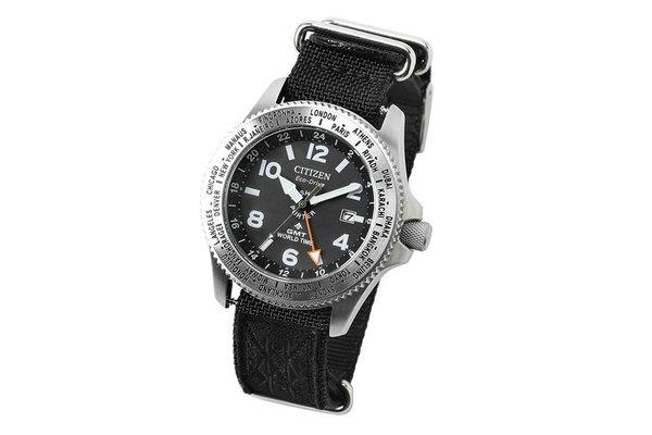 PORTER x CITIZEN 全新联名别注 GMT World Time 手表上架发售