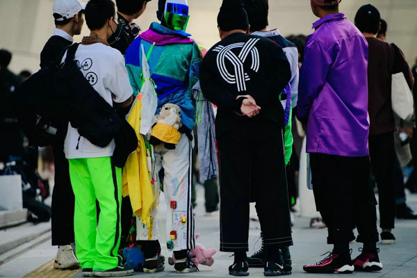 韩国潮牌不止权志龙和Juun.J,这些潮牌也十分有调性!