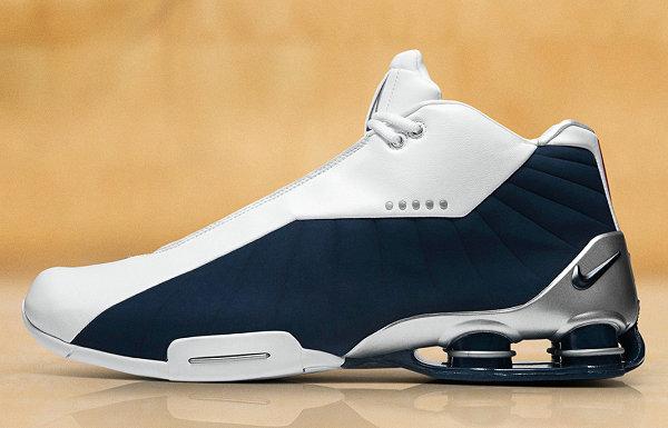 卡特战靴 Nike Shox BB4 复刻鞋款奥运会配色抢先预览