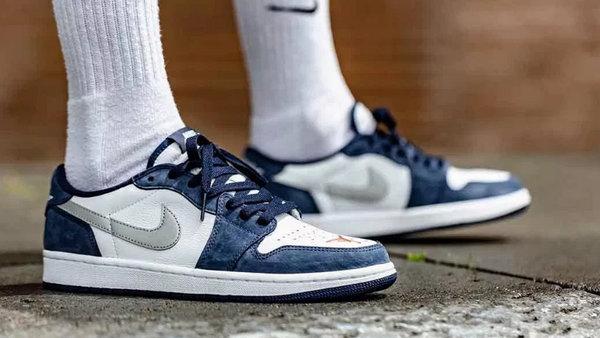 Nike SB Air Jordan 1 Low Eric Koston签名鞋款上脚照~