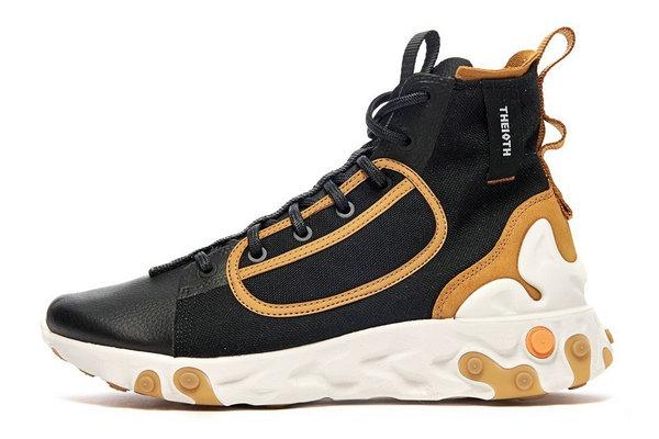 Nike全新React Ianga高筒运动鞋正式亮相,React家族新成员