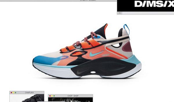 Nike全新概念型鞋款N. 354、THE10TH 和 D/MS/X即将上架