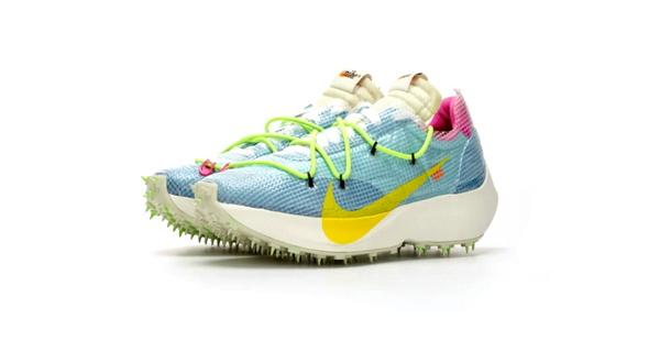 Off-White x Nike 联名 Vapor Street 系列鞋款全新配色近赏