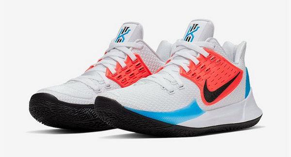 Nike Kyrie Low 2 全新配色鞋款下周发售,清爽亮眼有活力