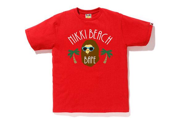 日潮 BAPE x Nikki Beach 全新联名专属胶囊系列发售在即