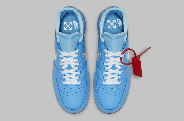 """Off-White x Nike AF1""""MCA""""联名鞋款即将登陆 ComplexCon 发售"""