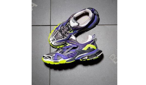 巴黎世家 Track.2 全新配色运动鞋即将独占发售,巴斯光年既视感