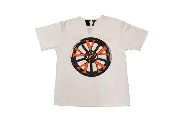 美潮 VLONE 全新 Forgiato 赛车轮毂 T 恤上架发售