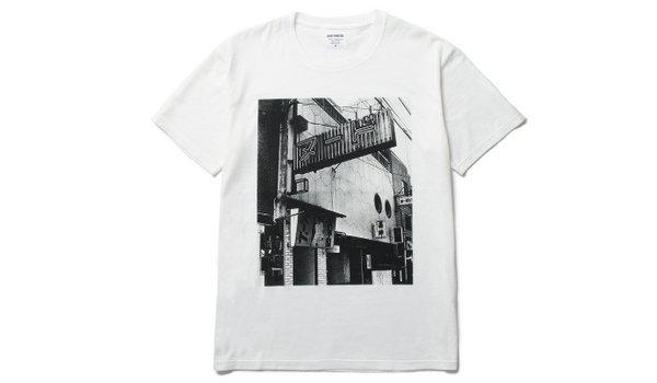 WACKO MARIA X 森山大道联名服饰系列发售,高对比影像