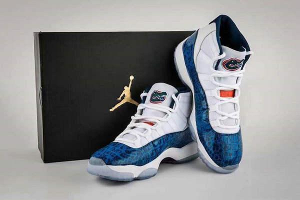 Air Jordan 11 鞋款全新短吻鳄队主教练专属 PE 版本赏析