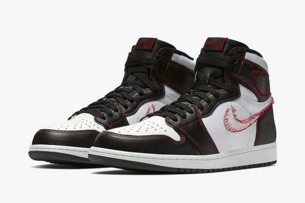 """""""拆线""""Air Jordan 1 发售详情正式公布,丰富的视觉层次感"""