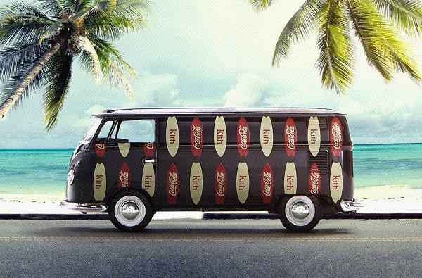 KITH 夏威夷 Pop-up 店即将开场,抢先发售可口可乐联名系列