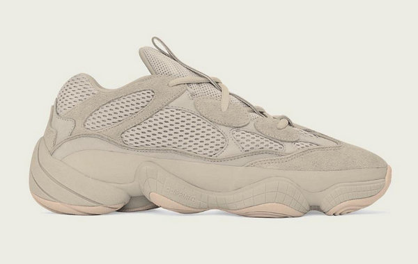 "Yeezy 500 ""Stone"" 配色鞋款即将发售?演绎椰子精髓"