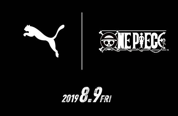 彪马 x ONE PIECE(海贼王)2019 联名预告释出,为剧场版造势