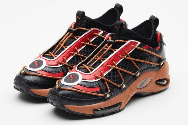 《海贼王》 x PUMA 全新联名鞋款实物曝光,发售详情一并释出