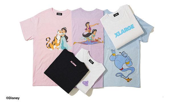 XLARGE x Disney 联名阿拉丁 T-Shirt 系列-4.jpg