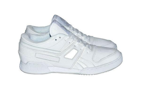 Palace x Reebok 全新联名 Pro Workout Low 系列鞋款完整揭晓