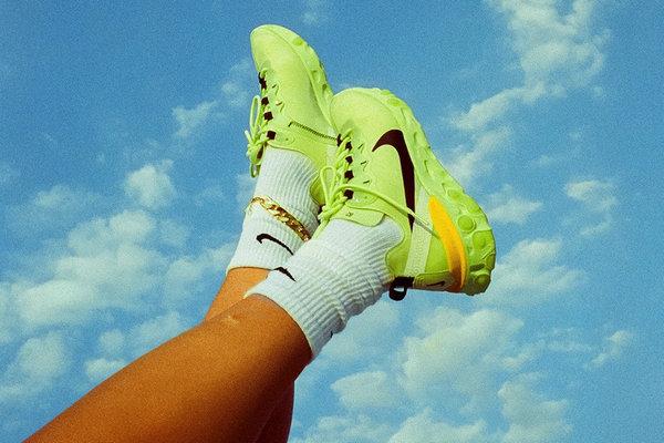 Nike x Fera Schmidt 全新联名 React Element 55 鞋款即将来袭