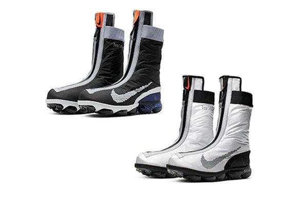 Nike 全新 ISPA 系列鞋款官图公布,格外具有前卫感~