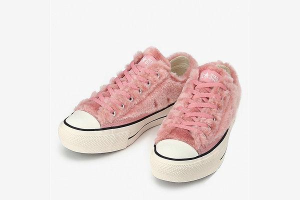 匡威日本 2019 All Star 鞋款毛绒系列下月起售
