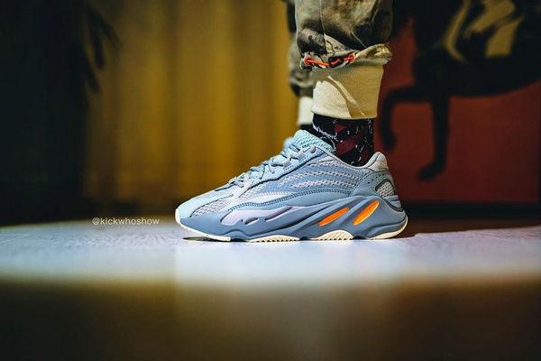 """Yeezy 700 V2 鞋款全新""""Inertia""""配色上脚赏析,3M反光加持"""