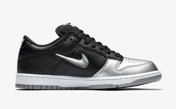 Supreme x Nike SB Dunk Low 全新联名鞋款官图释出~