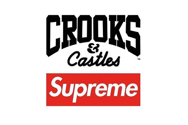 美潮 Supreme x Crooks & Castles 2019 联名企划疑似曝光