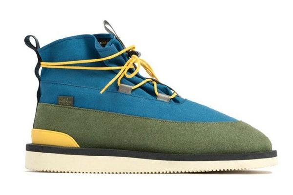 SUICOKE x Aimé Leon Dore 全新联名系列鞋款即将上架
