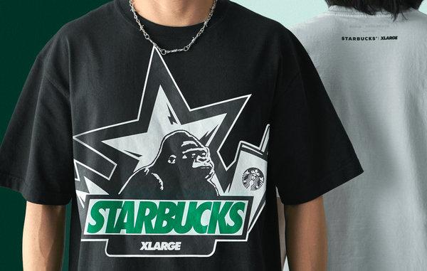 大猩猩与星巴克联名T恤.jpg