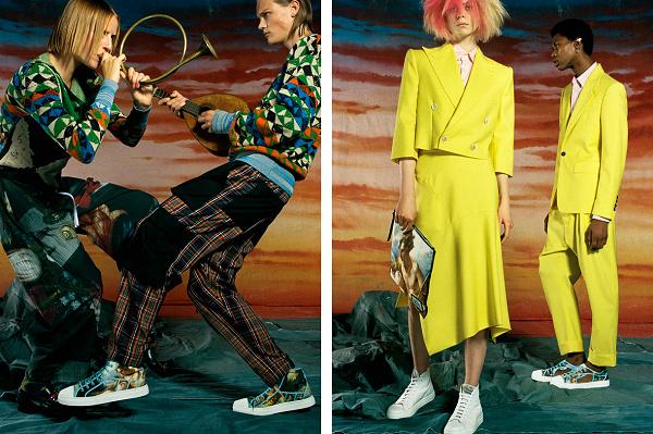 Vivienne Westwood 2020 春夏系列 Lookbook 赏析,环保朋克风