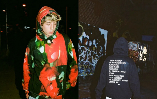 Supreme x The Velvet Underground 全新联名系列发售~