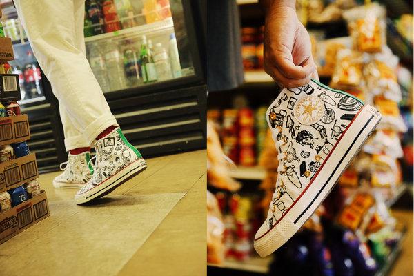 """匡威 x Ray Polanco Jr. 全新联名""""Puro Platano 2""""鞋款即将上架"""