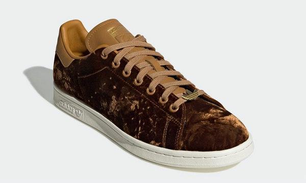 adidas 三叶草全新秋季 Velvet Pack 系列鞋款即将来袭