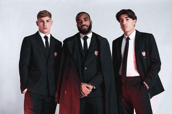 潮牌 424 x Arsenal(阿森纳)联名绅士服装系列-1.jpg