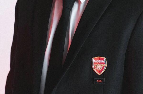 潮牌 424 x Arsenal(阿森纳)联名绅士服装系列-2.jpg