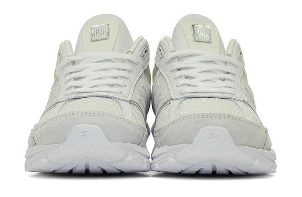 新百伦 x Junya Watanabe 联名 990v5 鞋款现已发售