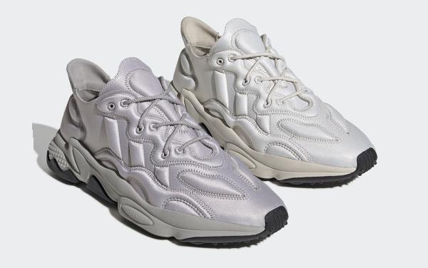 adidas Ozweego 两双全新配色鞋款即将发售,简洁复古风