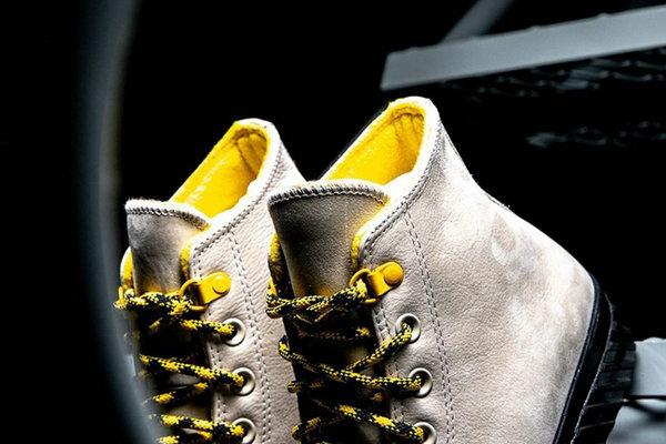 匡威全新「East Village Explorer」系列鞋款上架,浓郁复古韵味