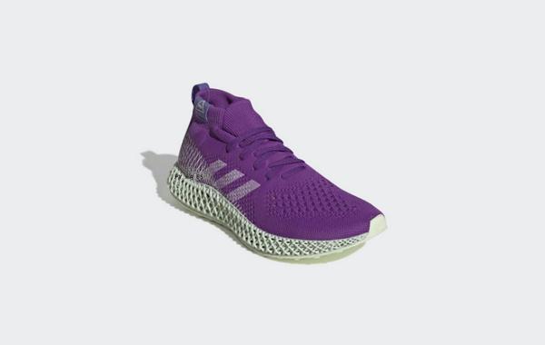 菲董 x adidas Originals 联名全新 4D 跑鞋曝光,亮点镂空中底