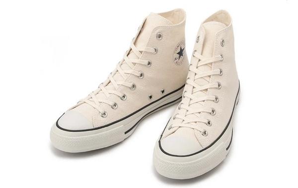 Converse 日版 Chuck Taylor All Star 环保面料「Musenshoku」鞋款发售