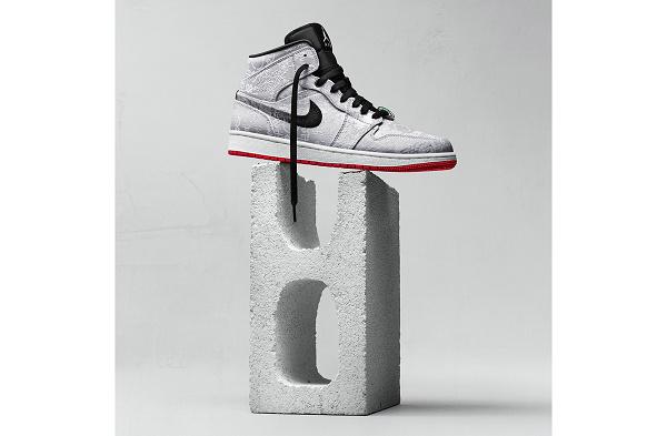 "CLOT x 耐克联名白丝绸 AJ1""Fearless""鞋款-2.jpg"